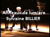 Alain LOUVIER - Anneaux de lumiere