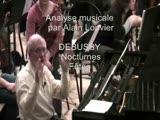 - Debussy Fêtes (3 Nocturnes pour orchestre) Analyse d'Alain Louvier