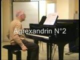Alain Louvier - Agrexandrins livre 1 - 2