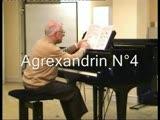 Alain Louvier - Agrexandrins livre 1 - 4