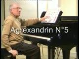 Alain Louvier - Agrexandrins livre 1 - 5