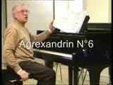 Alain Louvier - Agrexandrins livre 1 - 6