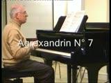 Alain Louvier - Agrexandrins livre 1 - 7