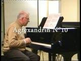 Alain Louvier - Agrexandrins livre 2 - 3