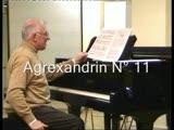 Alain Louvier - Agrexandrins livre 2 - 4