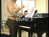 Alain Louvier - Agrexandrins livre 3 - 1