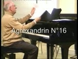 Alain Louvier - Agrexandrins livre 3 - 2