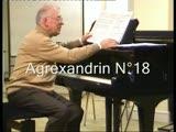 Alain Louvier - Agrexandrins livre 3 - 4