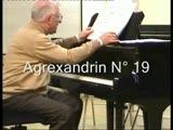 Alain Louvier - Agrexandrins livre 3 - 5